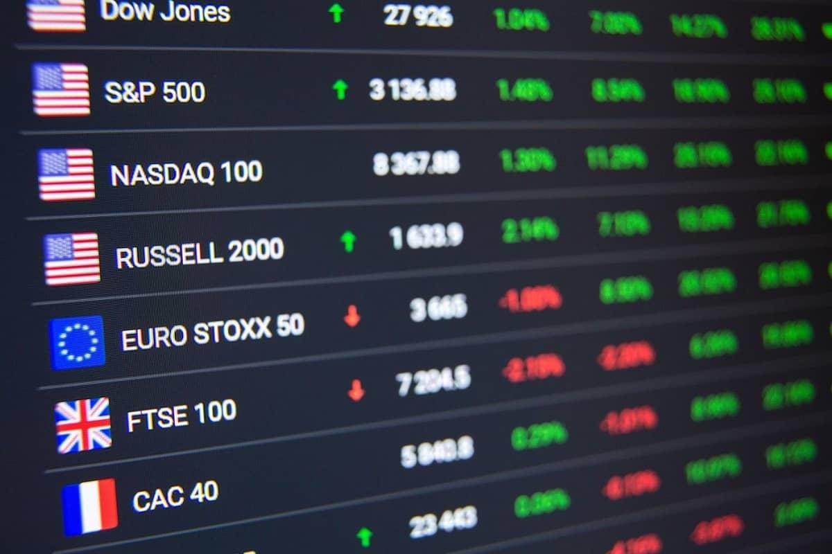 FTSE 100 Index (INDEXFTSE: UKX)